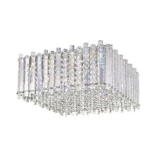 ZUMA LINE Lampa wewnętrzna sufitowa VENTUS, C0465-05D-B5AC, srebrny.