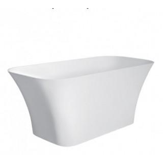 BESCO Assos 160 wanna wolnostojąca 160x70cm, biały połysk.