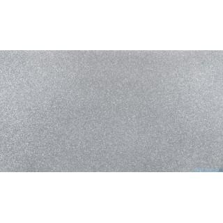BESCO Vera Glam umywalka wolnostojąca 40x50x85cm, srebrny.