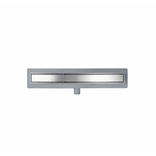 BESCO Virgo Basic 60 odpływ liniowy 60x6,5 cm.