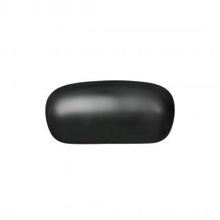 BESCO Loox zagłówek wannowy, czarny.