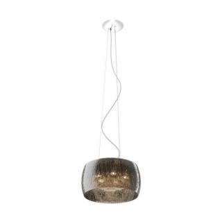 ZUMA LINE Lampa wewnętrzna wisząca RAIN, P0076-05L-F4K9, srebrny.