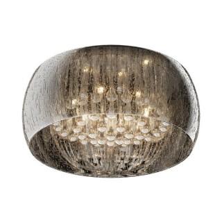 ZUMA LINE Lampa wewnętrzna sufitowa RAIN, C0076-06X-F4K9, srebrny.