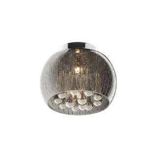 ZUMA LINE Lampa wewnętrzna sufitowa RAIN, C0076-01D-F4K9, srebrny.