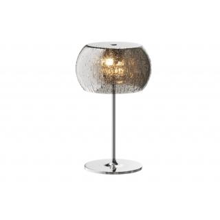 ZUMA LINE Lampa wewnętrzna stołowa RAIN, T0076-03D-F4K9, srebrny.