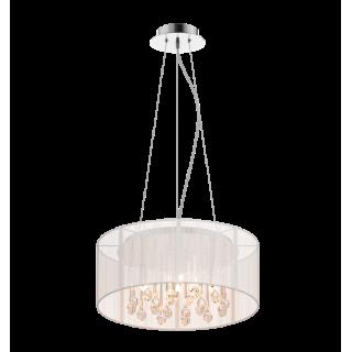 ZUMA LINE Lampa wewnętrzna wisząca ARTEMIDA, RLD92193-5, biały.