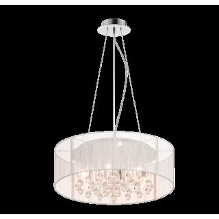 ZUMA LINE Lampa wewnętrzna wisząca ARTEMIDA, RLD92193-6, biały.