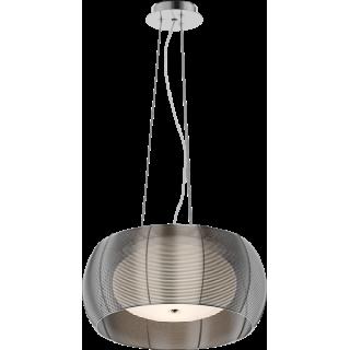 ZUMA LINE Lampa wewnętrzna wisząca TANGO, MD1104-2 Silver, srebrny.