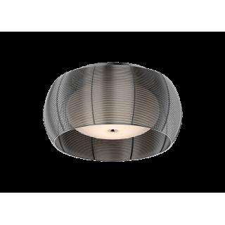 ZUMA LINE Lampa wewnętrzna sufitowa TANGO, MX1104-2 Silver, srebrny.