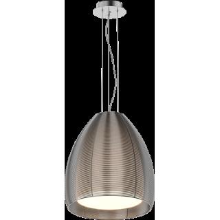 ZUMA LINE Lampa wewnętrzna wisząca PICO, MD9023-1L Silver, srebrny.