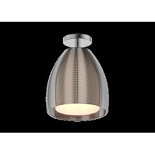 ZUMA LINE Lampa wewnętrzna sufitowa PICO, MX9023-1L Silver, srebrny.