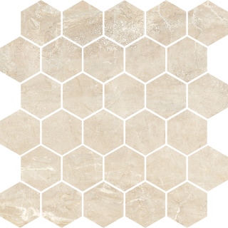 NOWA GALA Mozaika M-h-GB 03 poler gres rektyfikowany 27x27cm Gat.1