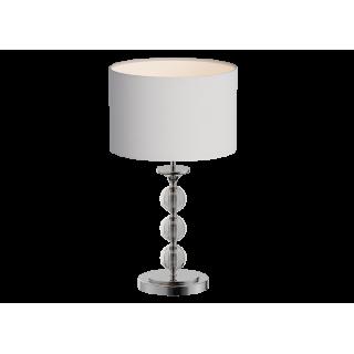 ZUMA LINE Lampa wewnętrzna stołowa REA, RLT93163-1W, biały.