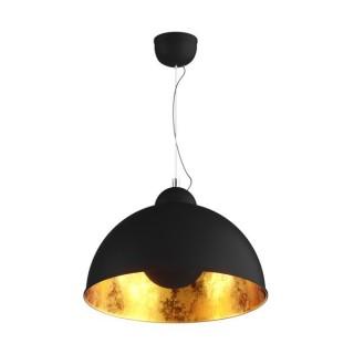 ZUMA LINE Lampa wewnętrzna wisząca ANTENNE, TS-071003P-BKGO, czarny.