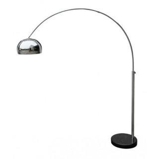 ZUMA LINE Lampa wewnętrzna podłogowa SOHO, TS-010121MM, srebrny.