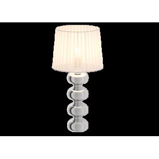 ZUMA LINE Lampa wewnętrzna stołowa DECO, TS-060216T-CHWH, biały.