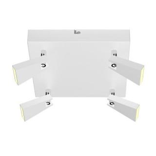 ZUMA LINE Lampa wewnętrzna sufitowa SPAZIO Spot, CK99603A-4, biały.