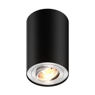 ZUMA LINE Lampa wewnętrzna Spot RONDOO SL1, 89201, czarny.