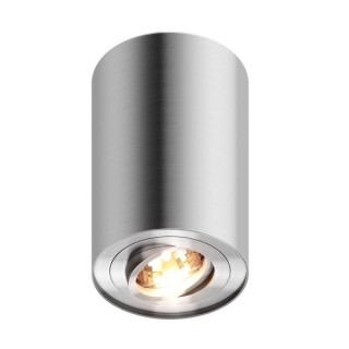 ZUMA LINE Lampa wewnętrzna Spot RONDOO SL1, 44805, srebrny.