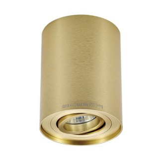 ZUMA LINE Lampa wewnętrzna Spot RONDOO SL1, 94354, złoty.