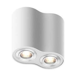 ZUMA LINE Lampa wewnętrzna Spot RONDOO SL2, 50407-WH, biały.