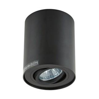 ZUMA LINE Lampa wewnętrzna Spot RONDOC, 20038-BK black, czarny.