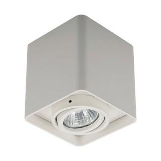 ZUMA LINE Lampa wewnętrzna Spot QUADRY SL 1, 20039-WH white, biały.