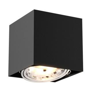 ZUMA LINE Lampa wewnętrzna Spot BOX SL 1, 90432-G9 black, czarny.