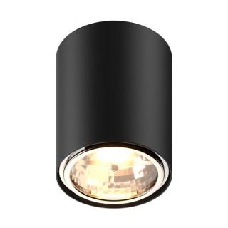 ZUMA LINE Lampa wewnętrzna Spot BOX, 50630 black, czarny.