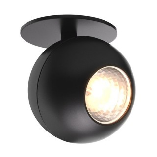 ZUMA LINE Lampa wewnętrzna Spot BUELL 1, ACGU10-153 black, czarny.