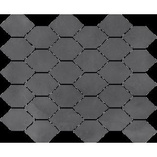 NOWA GALA Mozaika M-h-AQM 13 poler gres rektyfikowany 27x32cm Gat.1
