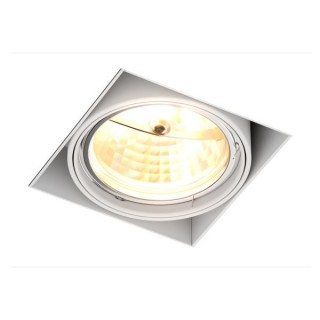 ZUMA LINE Lampa wewnętrzna Spot ONEON DL 111-1, 94363-WH white, biały.
