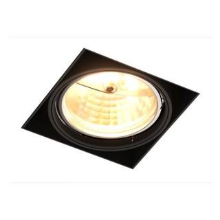 ZUMA LINE Lampa wewnętrzna Spot ONEON DL 111-1, 94363-BK black, czarny.