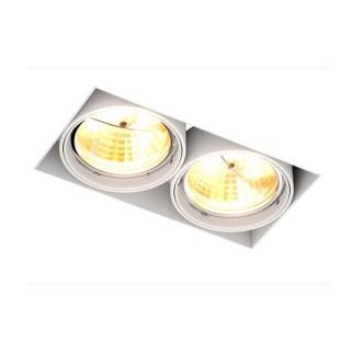 ZUMA LINE Lampa wewnętrzna Spot ONEON DL 111-2, 94364-WH white, biały.