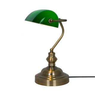 ZUMA LINE Lampa wewnętrzna stołowa EDES, T110810, zielony.