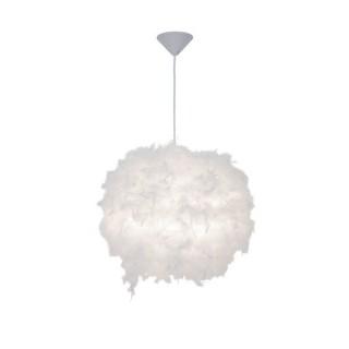 ZUMA LINE Lampa wewnętrzna wisząca MANITO, P110718-D40, biały.