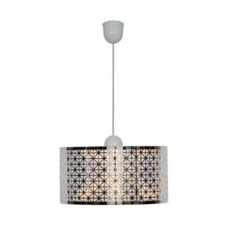 ZUMA LINE Lampa wewnętrzna wisząca SURIN, P18143A, srebrny.
