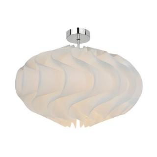 ZUMA LINE Lampa wewnętrzna sufitowa AGGEO, P15103-1CL-D45, biały.