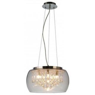 ZUMA LINE Lampa wewnętrzna wisząca LUCE, RLD92132-5, transparentny.