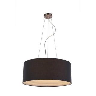 ZUMA LINE Lampa wewnętrzna wisząca CAFE, RLD93139-4LB, czarny.