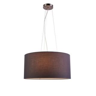 ZUMA LINE Lampa wewnętrzna wisząca CAFE, RLD93139-4C, szary.