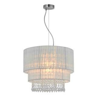 ZUMA LINE Lampa wewnętrzna sufitowa LETA, RLD93350-L1W, biały.