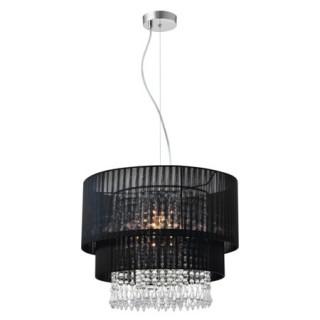 ZUMA LINE Lampa wewnętrzna sufitowa LETA, RLD93350-L1B, czarny.
