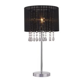 ZUMA LINE Lampa wewnętrzna stołowa LETA, RLT93350-1B, czarny.