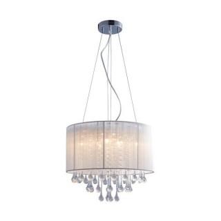 ZUMA LINE Lampa wewnętrzna wisząca VERONA, RLD92174-8A, biały.