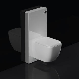 RAK CERAMICS Moduł sanitarny RAK-ECOFIX, 48,3x100,3x10,8cm, biały.
