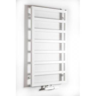 Atria grzejnik łazienkowy 870x700 mm, biały RAL 9003.