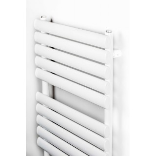 Neo grzejnik łazienkowy 816x500 mm, biały RAL 9003.