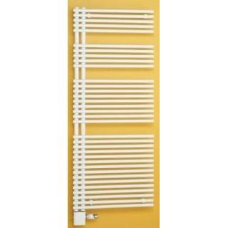 Model E grzejnik łazienkowy 1271x500 mm, biały RAL 9003.
