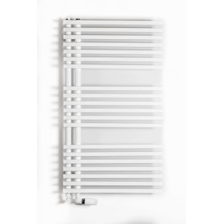Typ E grzejnik łazienkowy 1179x500 mm, biały RAL 9003,